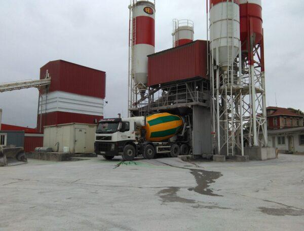 Camiones hormigonera en León